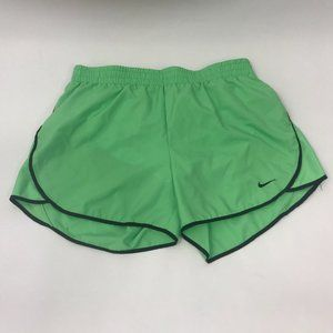 Nike  Fit Dry Light Green  Lined Gym Shorts M